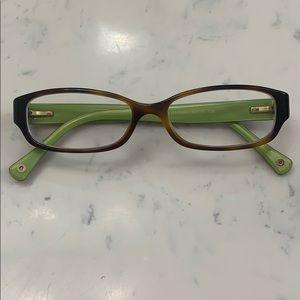 Coach Glasses HC6001 (Emily) 5052 Tortoise 50[]15
